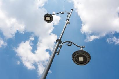 Éclairage LED extérieurs Braine-le-Comte