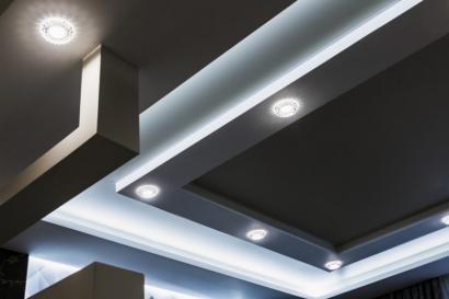 Éclairages LED pour bureaux Braine-le-Comte
